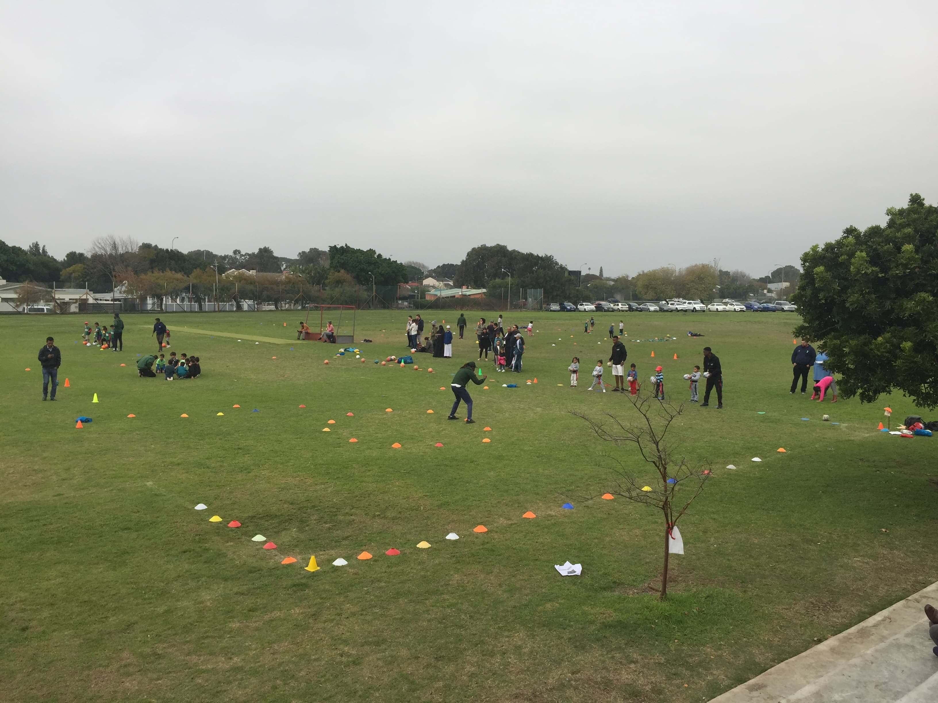 Child Sports Incubation in South Africa - Sports Hub Coaching
