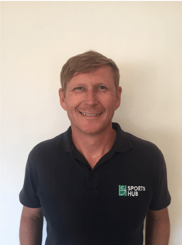 HENK OOSTHUIZEN (Founder and Director of Sports Hub)